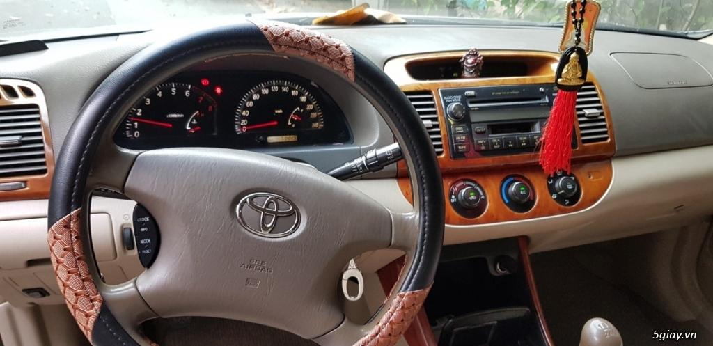 Vui Tết Kỷ Hợi cùng Toyota Camry 2.4, xe đẹp còn mới cứng - 2