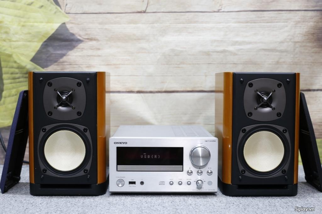 Đầu máy nghe nhạc MINI Nhật đủ các hiệu: Denon, Onkyo, Pioneer, Sony, Sansui, Kenwood - 29