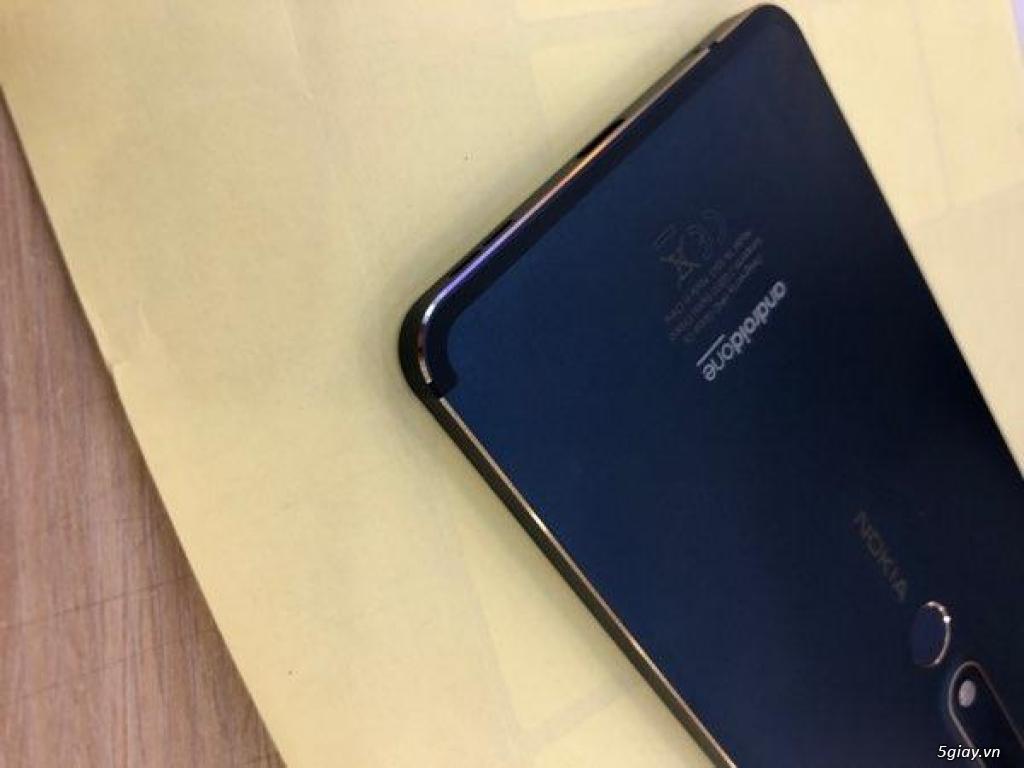 Nokia 6.1 2018 bản Ram 4 Rom 64Gb TGDD fullbox còn BH 8/2019. - 1