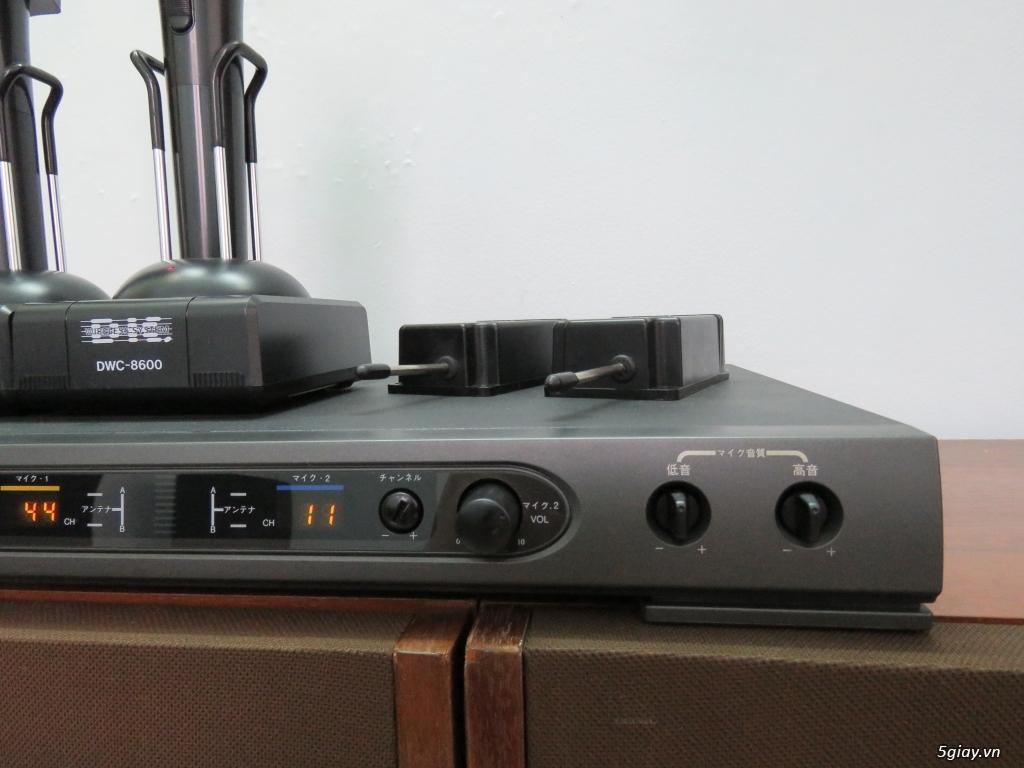 Bộ micro không dây nội địa nhật Made in Japan, - 2