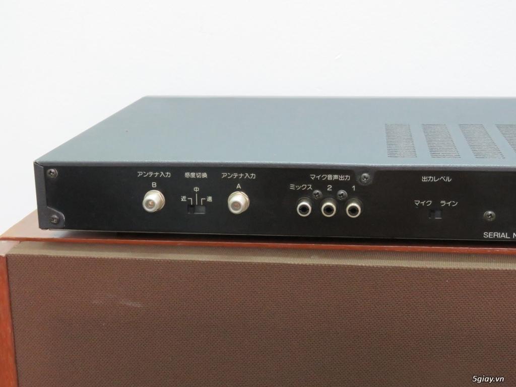 Bộ micro không dây nội địa nhật Made in Japan, - 7