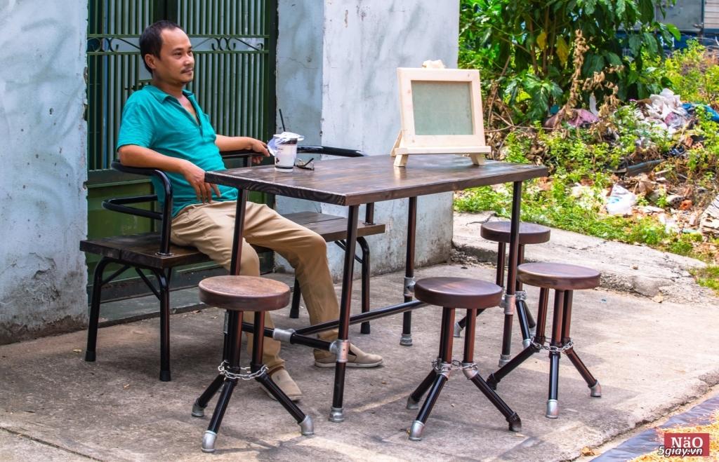 Nội thất Cafe - Shop - Showroom - Căn hộ theo yêu cầu - 4