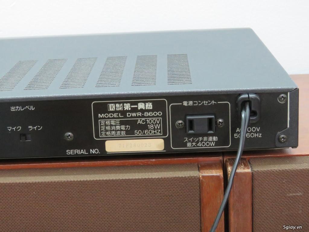 Bộ micro không dây nội địa nhật Made in Japan, - 9