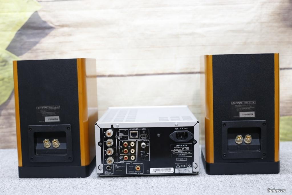 Đầu máy nghe nhạc MINI Nhật đủ các hiệu: Denon, Onkyo, Pioneer, Sony, Sansui, Kenwood - 30