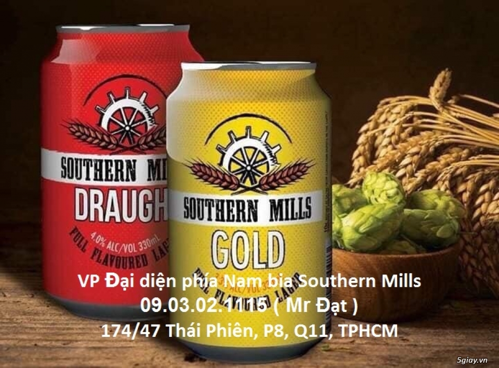 Đẳng cấp bia Úc Sounthern Mills, tổng đại lý cung cấp toàn miền Nam - 2