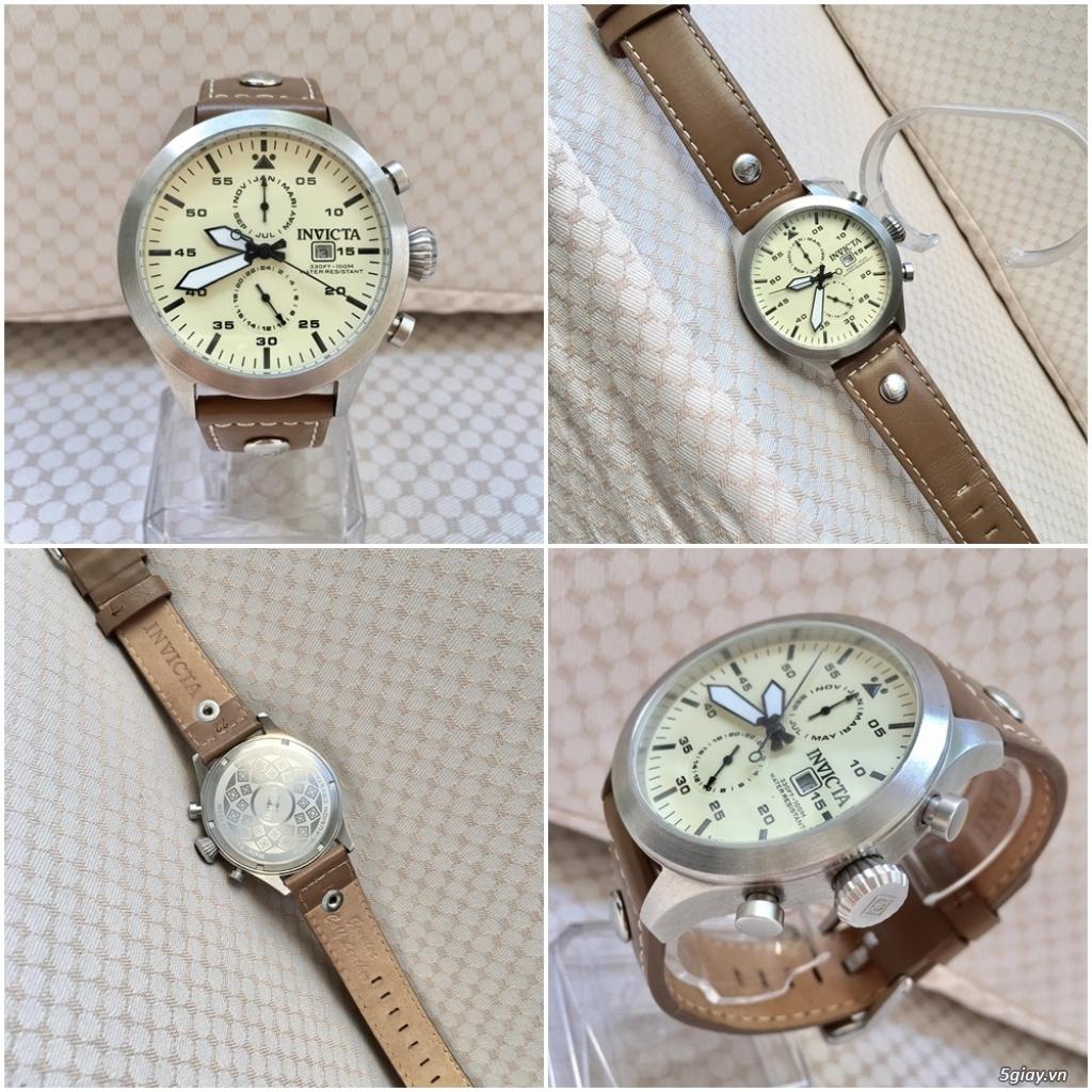 Kho đồng hồ xách tay chính hãng secondhand update liên tục - 14