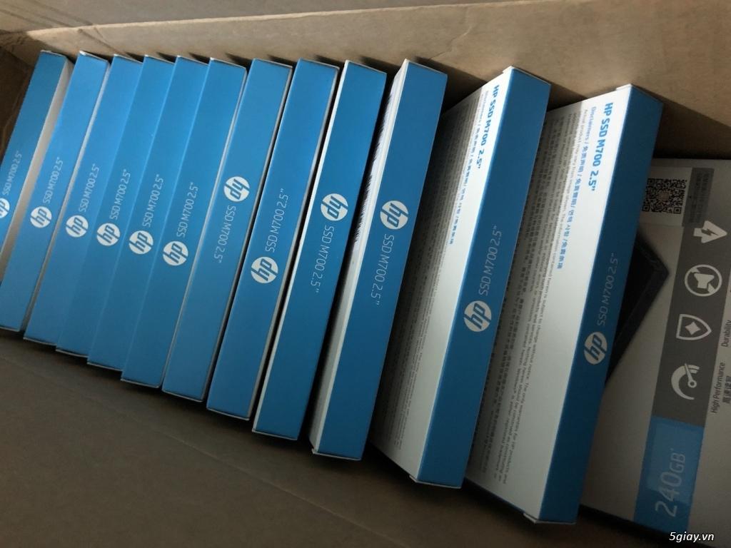 Ổ cứng SSD 2.5/M.2 đủ dung lượng - 4