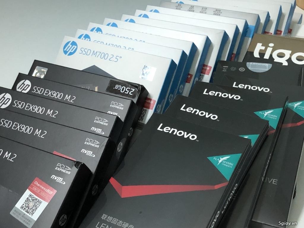 Ổ cứng SSD 2.5/M.2 đủ dung lượng - 2