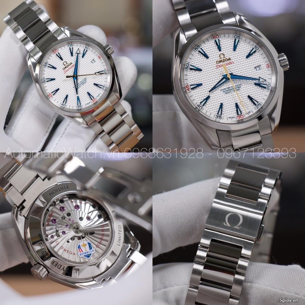 Chuyên đồng hồ Rolex, Omega, Hublot, Patek, JL, Bregue ,Cartier..REPLICA 1:1 AutomaticWatch.vn - 34