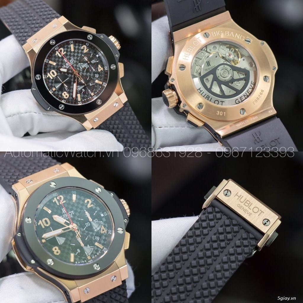 Chuyên đồng hồ Rolex, Omega, Hublot, Patek, JL, Bregue ,Cartier..REPLICA 1:1 AutomaticWatch.vn - 44