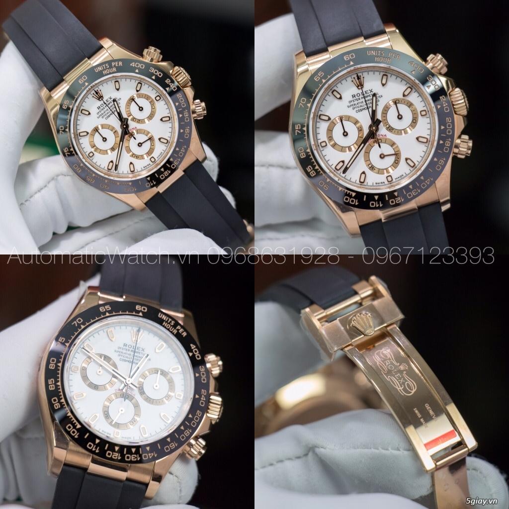 Chuyên đồng hồ Rolex, Omega, Hublot, Patek, JL, Bregue ,Cartier..REPLICA 1:1 AutomaticWatch.vn - 3