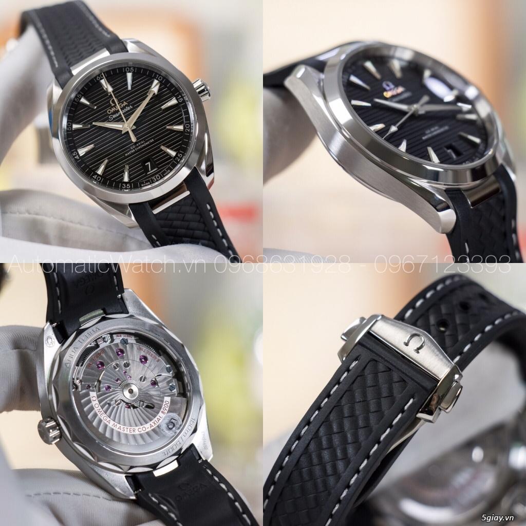 Chuyên đồng hồ Rolex, Omega, Hublot, Patek, JL, Bregue ,Cartier..REPLICA 1:1 AutomaticWatch.vn - 33