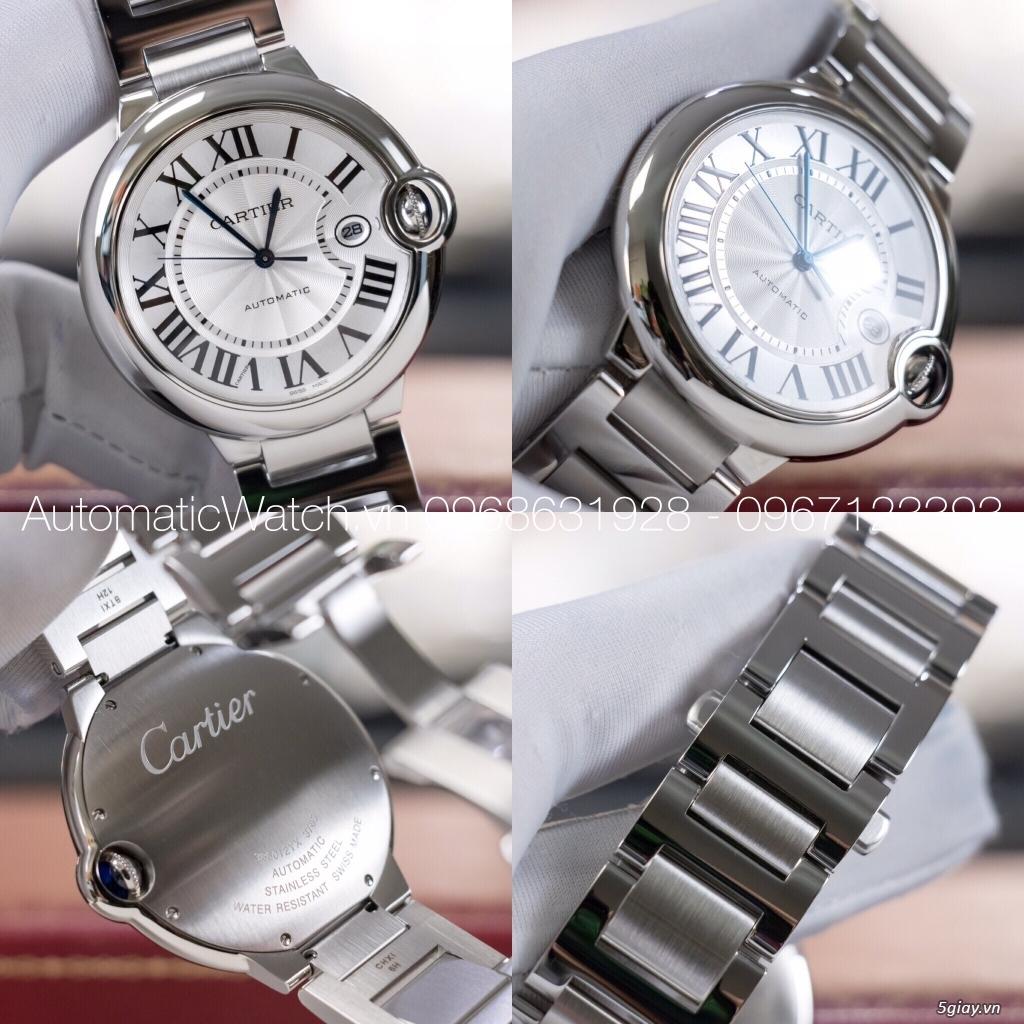 Chuyên đồng hồ Rolex, Omega, Hublot, Patek, JL, Bregue ,Cartier..REPLICA 1:1 AutomaticWatch.vn - 28