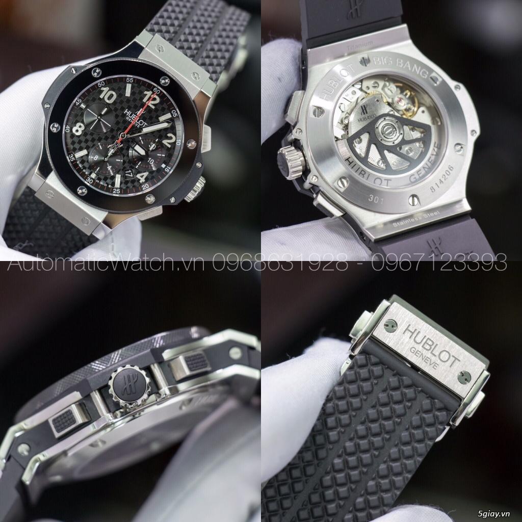 Chuyên đồng hồ Rolex, Omega, Hublot, Patek, JL, Bregue ,Cartier..REPLICA 1:1 AutomaticWatch.vn - 45