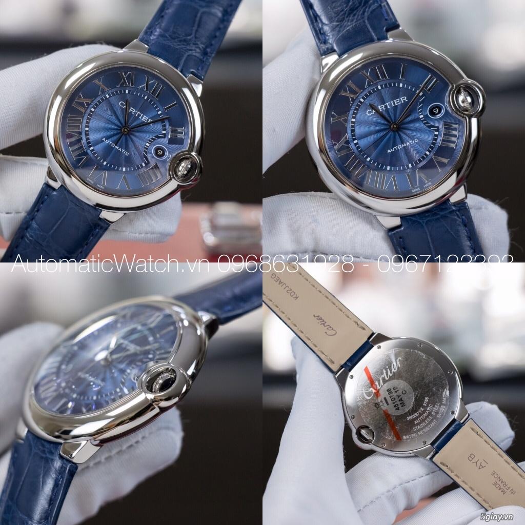 Chuyên đồng hồ Rolex, Omega, Hublot, Patek, JL, Bregue ,Cartier..REPLICA 1:1 AutomaticWatch.vn - 25