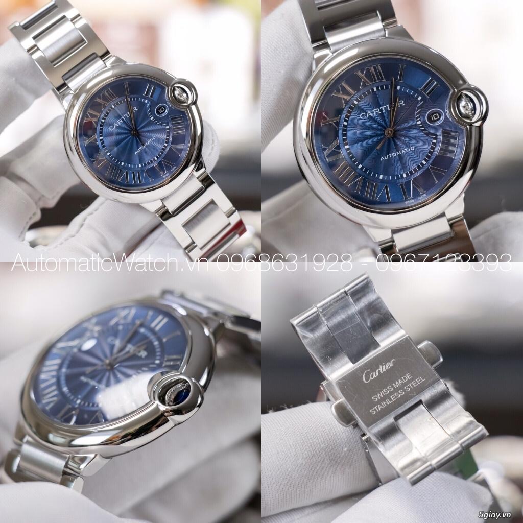 Chuyên đồng hồ Rolex, Omega, Hublot, Patek, JL, Bregue ,Cartier..REPLICA 1:1 AutomaticWatch.vn - 21