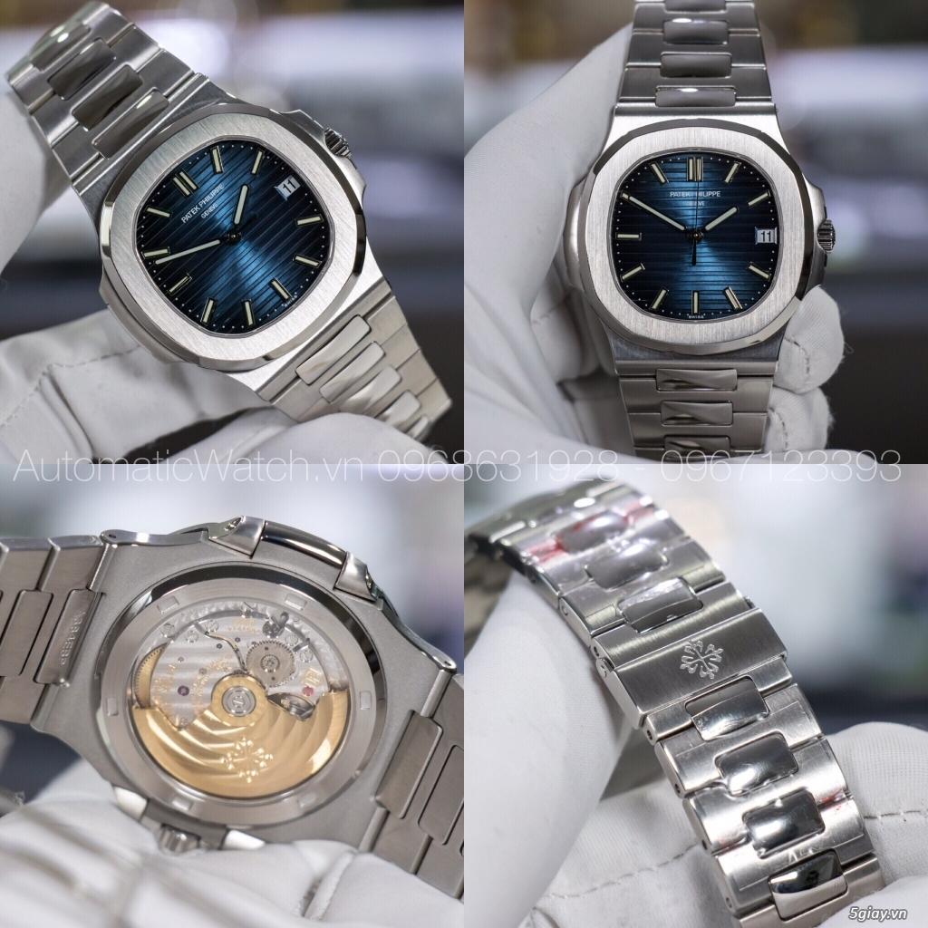 Chuyên đồng hồ Rolex, Omega, Hublot, Patek, JL, Bregue ,Cartier..REPLICA 1:1 AutomaticWatch.vn - 47