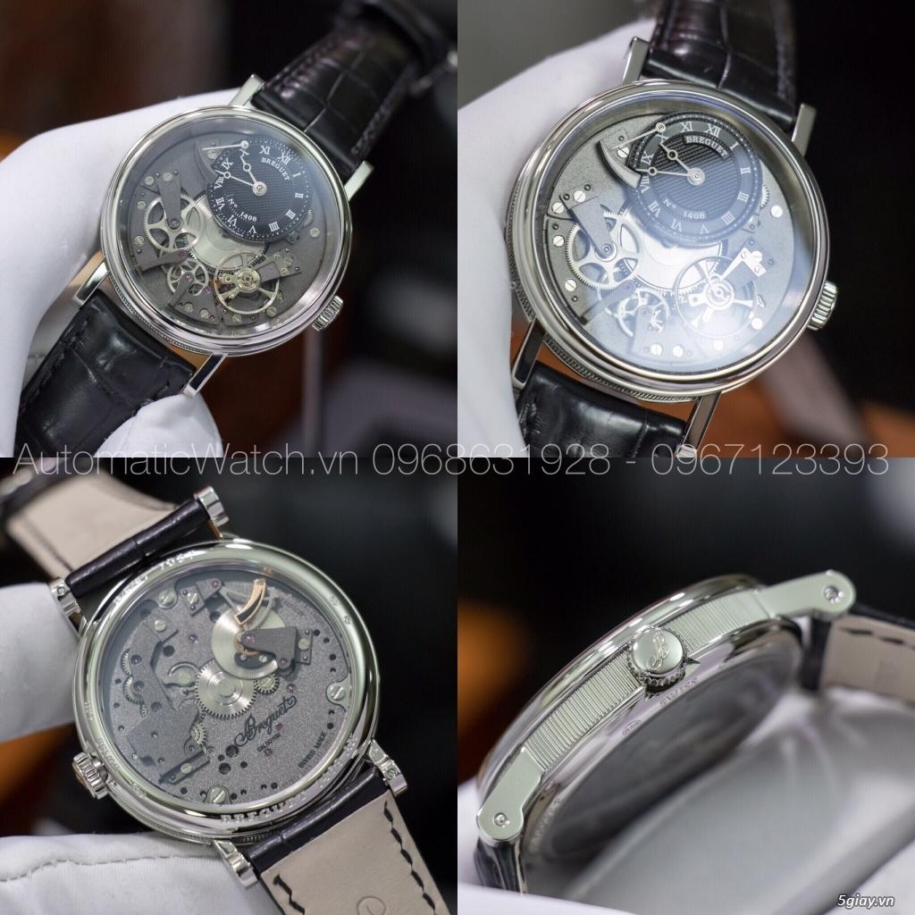 Chuyên đồng hồ Rolex, Omega, Hublot, Patek, JL, Bregue ,Cartier..REPLICA 1:1 AutomaticWatch.vn - 46