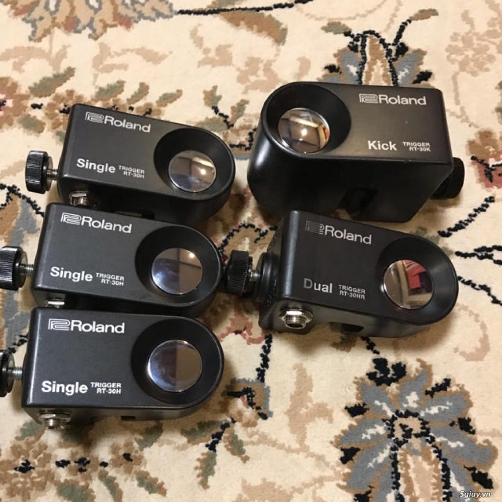 Trống Roland Used, likenew và brandnew về cực nhiều - 13