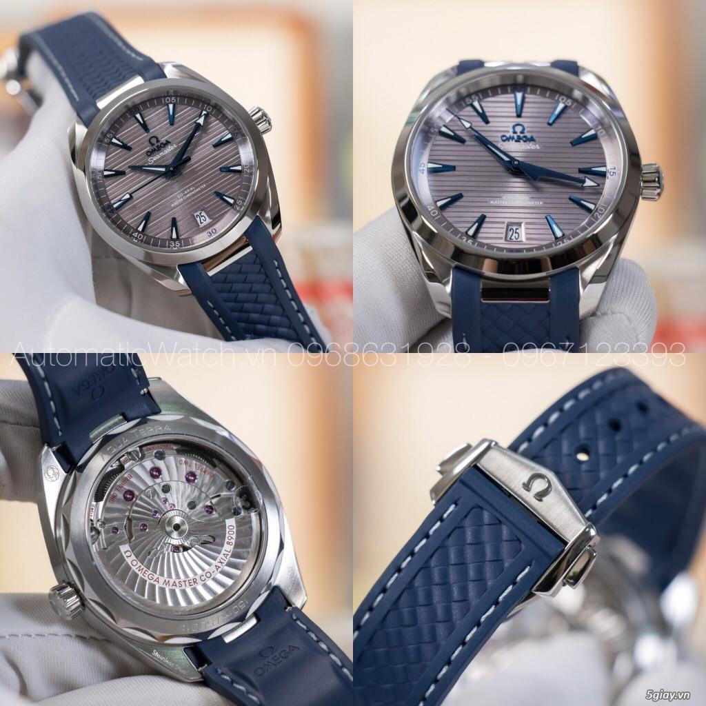 Chuyên đồng hồ Rolex, Omega, Hublot, Patek, JL, Bregue ,Cartier..REPLICA 1:1 AutomaticWatch.vn - 31