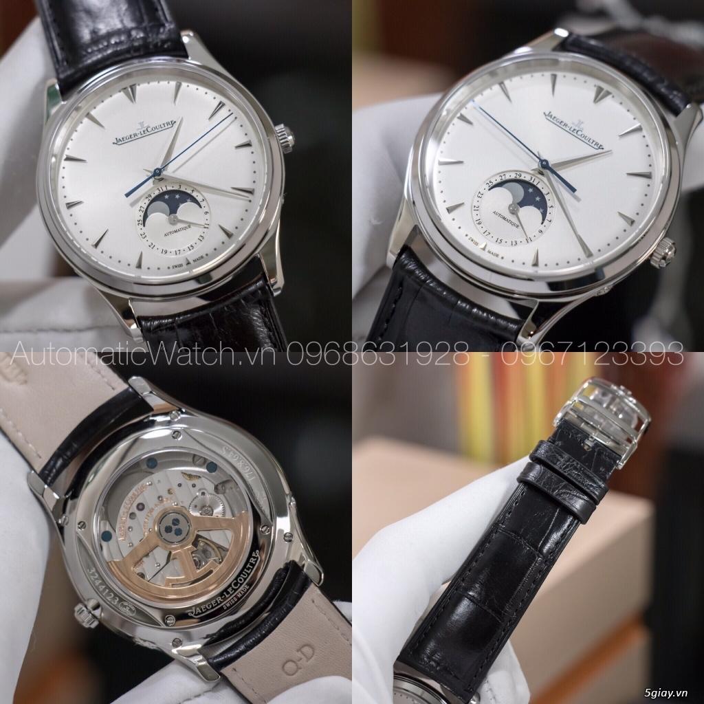 Chuyên đồng hồ Rolex, Omega, Hublot, Patek, JL, Bregue ,Cartier..REPLICA 1:1 AutomaticWatch.vn - 40
