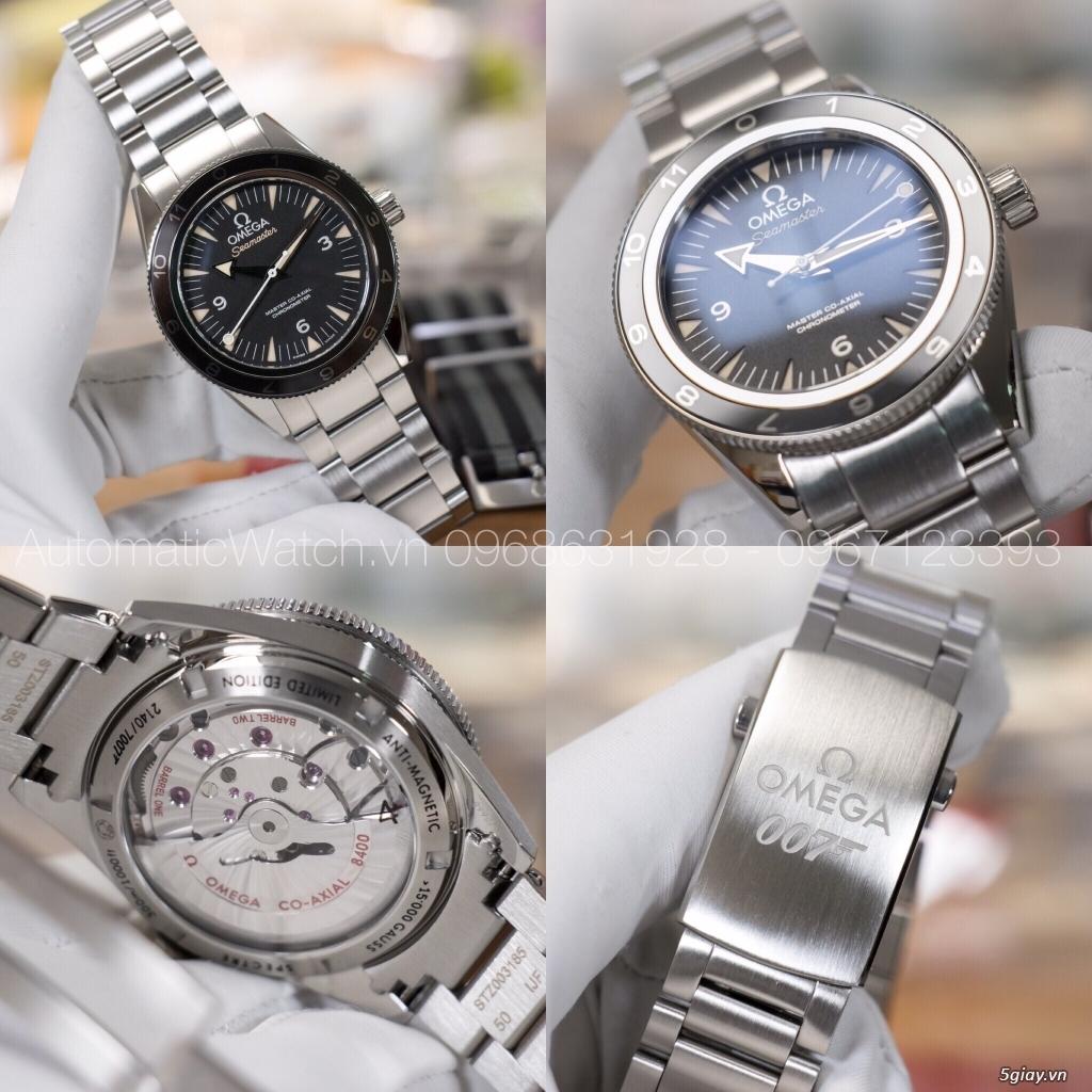 Chuyên đồng hồ Rolex, Omega, Hublot, Patek, JL, Bregue ,Cartier..REPLICA 1:1 AutomaticWatch.vn - 29
