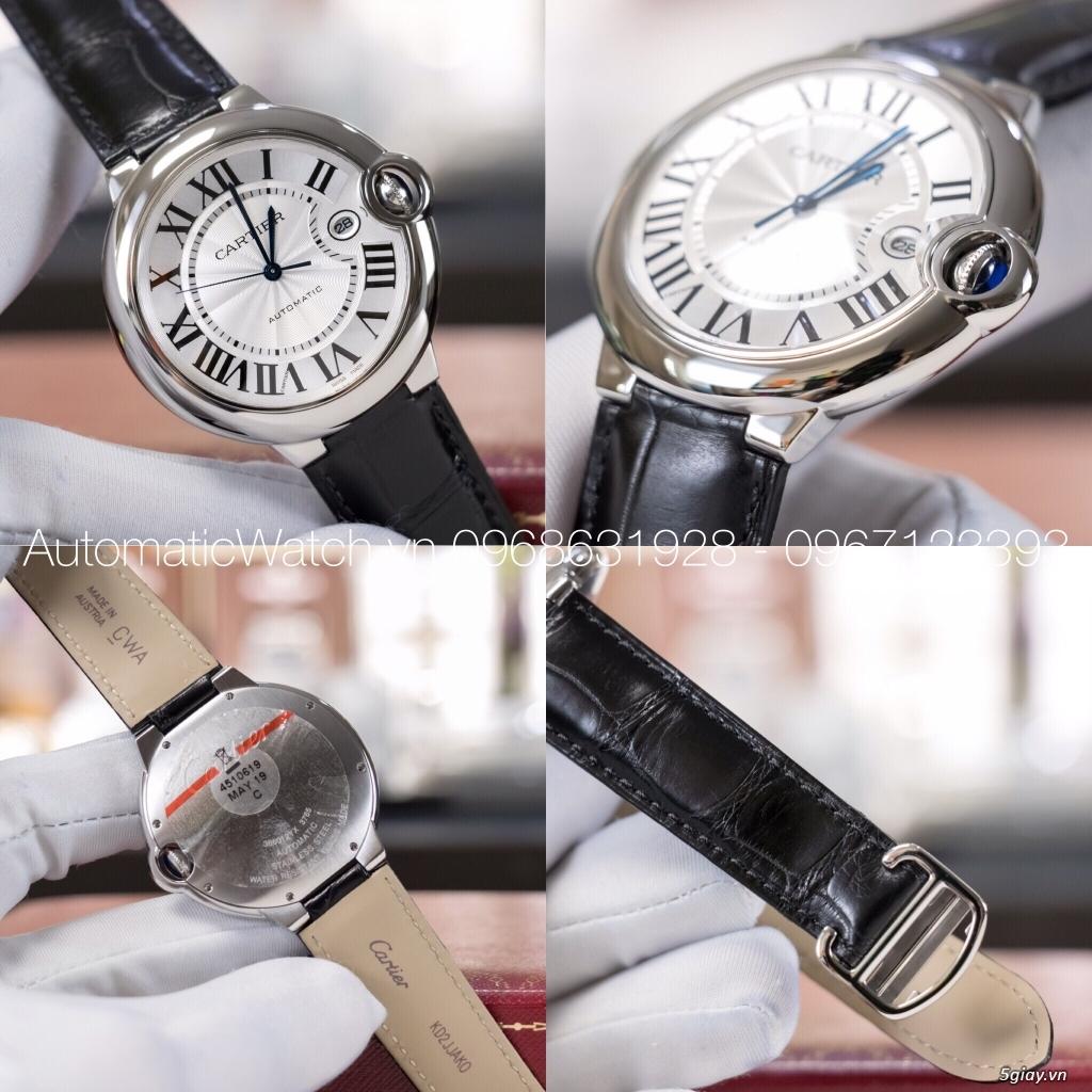 Chuyên đồng hồ Rolex, Omega, Hublot, Patek, JL, Bregue ,Cartier..REPLICA 1:1 AutomaticWatch.vn - 27