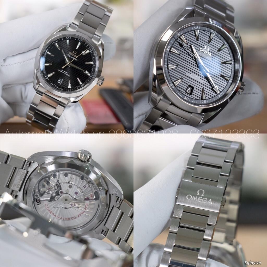 Chuyên đồng hồ Rolex, Omega, Hublot, Patek, JL, Bregue ,Cartier..REPLICA 1:1 AutomaticWatch.vn - 32