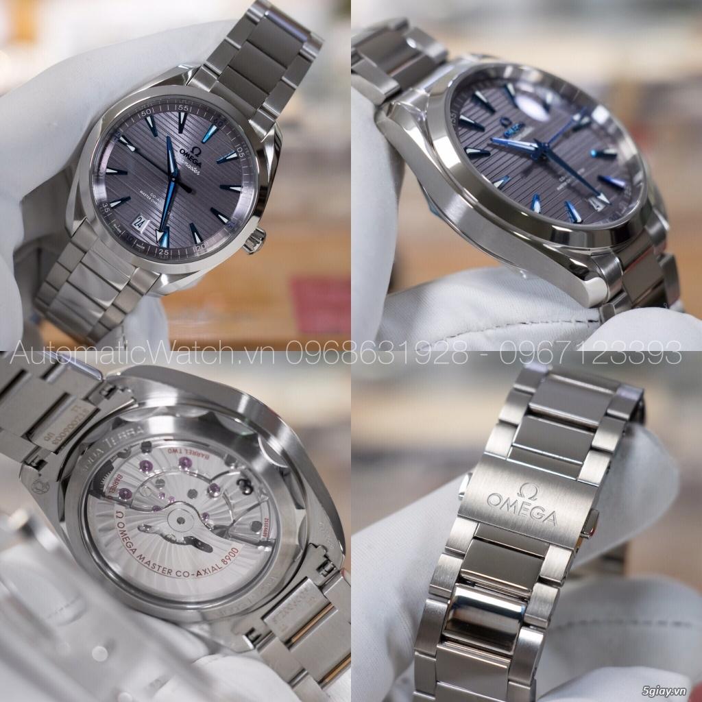 Chuyên đồng hồ Rolex, Omega, Hublot, Patek, JL, Bregue ,Cartier..REPLICA 1:1 AutomaticWatch.vn - 30