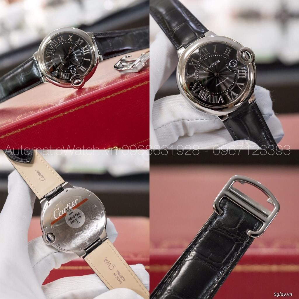 Chuyên đồng hồ Rolex, Omega, Hublot, Patek, JL, Bregue ,Cartier..REPLICA 1:1 AutomaticWatch.vn - 26