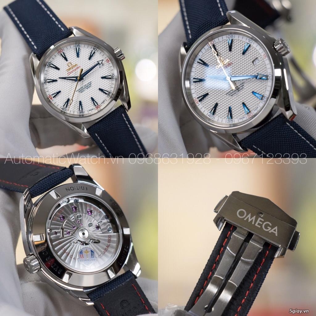 Chuyên đồng hồ Rolex, Omega, Hublot, Patek, JL, Bregue ,Cartier..REPLICA 1:1 AutomaticWatch.vn - 35