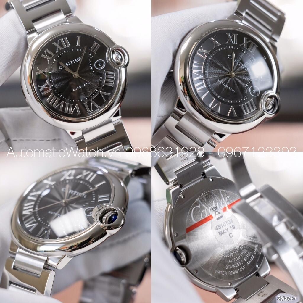 Chuyên đồng hồ Rolex, Omega, Hublot, Patek, JL, Bregue ,Cartier..REPLICA 1:1 AutomaticWatch.vn - 24
