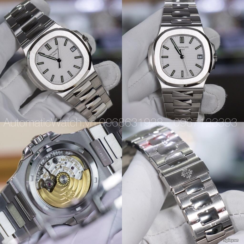 Chuyên đồng hồ Rolex, Omega, Hublot, Patek, JL, Bregue ,Cartier..REPLICA 1:1 AutomaticWatch.vn - 48
