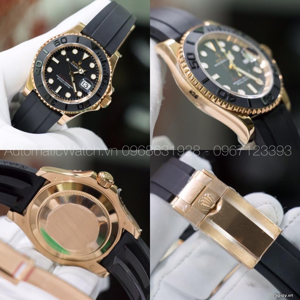 Chuyên đồng hồ Rolex, Omega, Hublot, Patek, JL, Bregue ,Cartier..REPLICA 1:1 AutomaticWatch.vn - 6