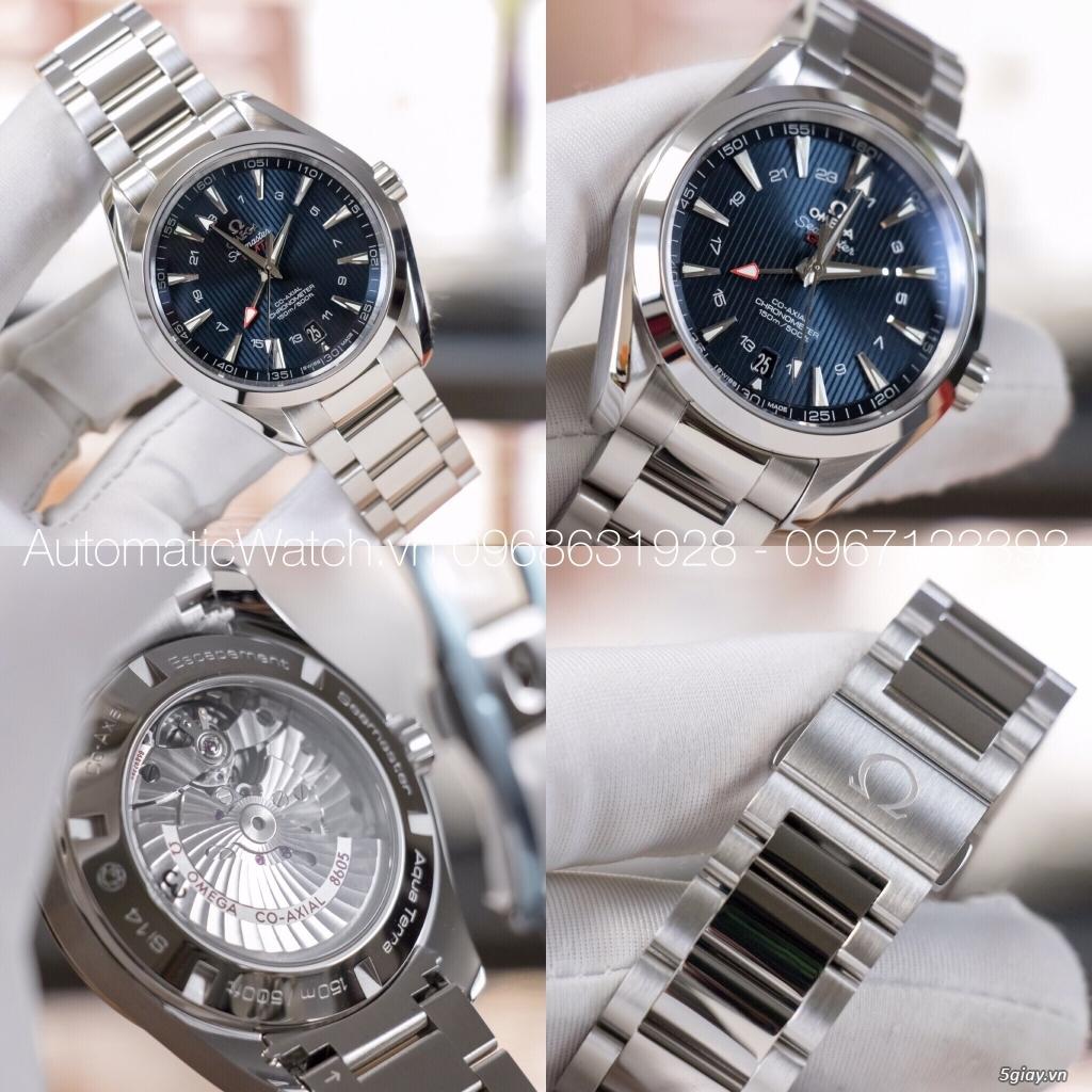 Chuyên đồng hồ Rolex, Omega, Hublot, Patek, JL, Bregue ,Cartier..REPLICA 1:1 AutomaticWatch.vn - 37