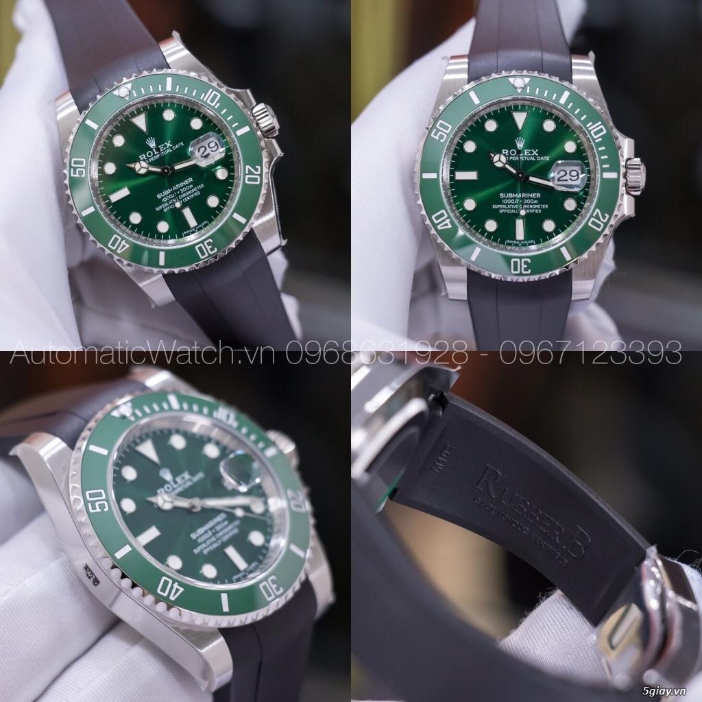Chuyên đồng hồ Rolex, Omega, Hublot, Patek, JL, Bregue ,Cartier..REPLICA 1:1 AutomaticWatch.vn - 14