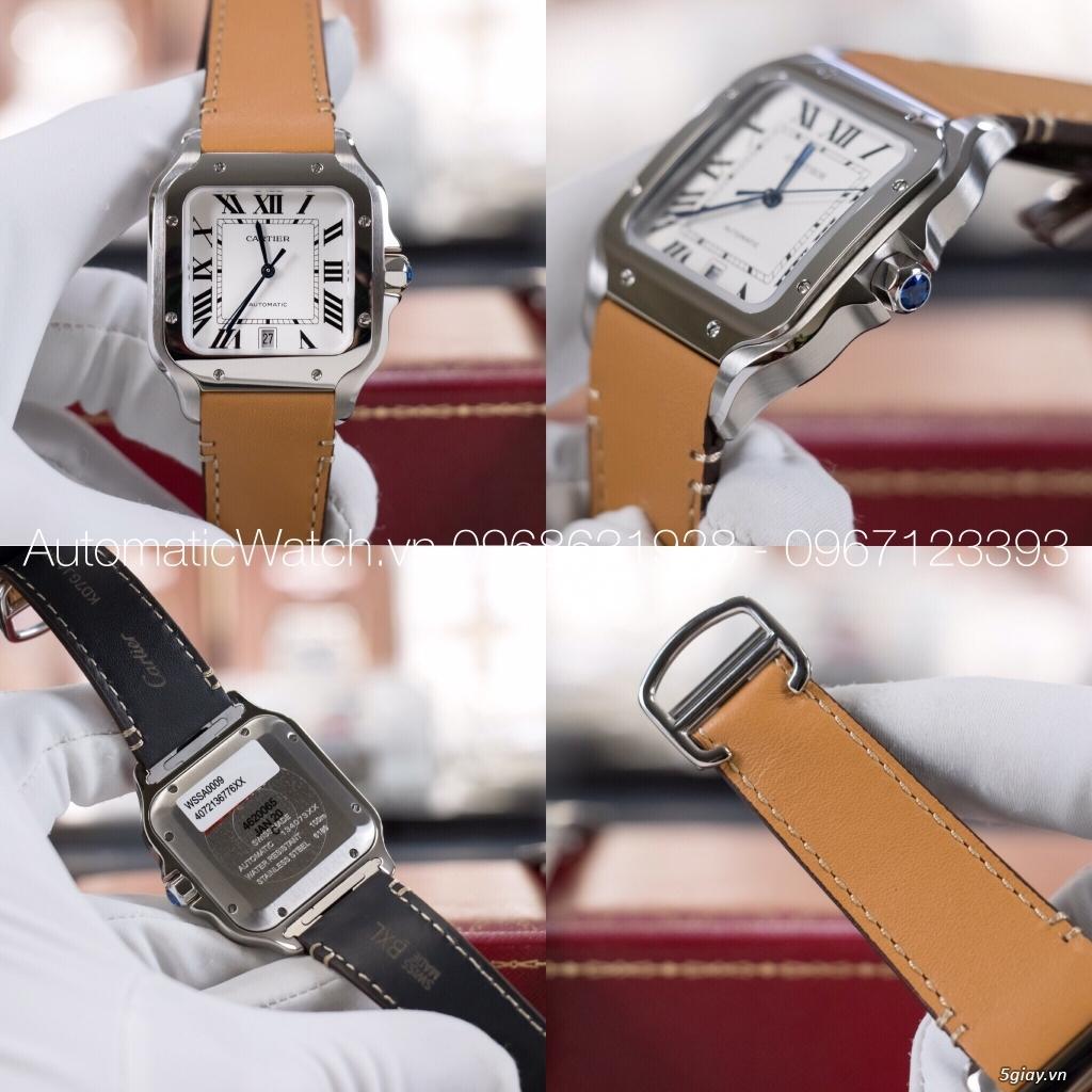 Chuyên đồng hồ Rolex, Omega, Hublot, Patek, JL, Bregue ,Cartier..REPLICA 1:1 AutomaticWatch.vn - 23