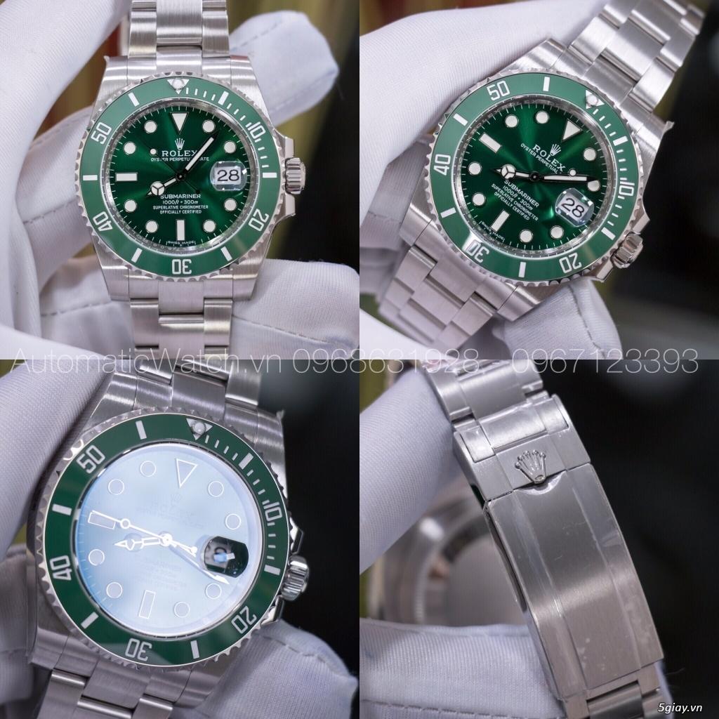 Chuyên đồng hồ Rolex, Omega, Hublot, Patek, JL, Bregue ,Cartier..REPLICA 1:1 AutomaticWatch.vn - 18