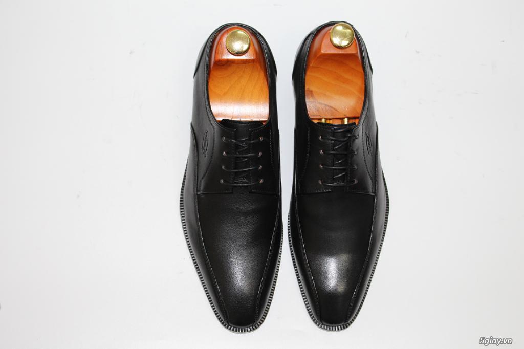 Giày da nam cao cấp thiết kế sang trọng - 3