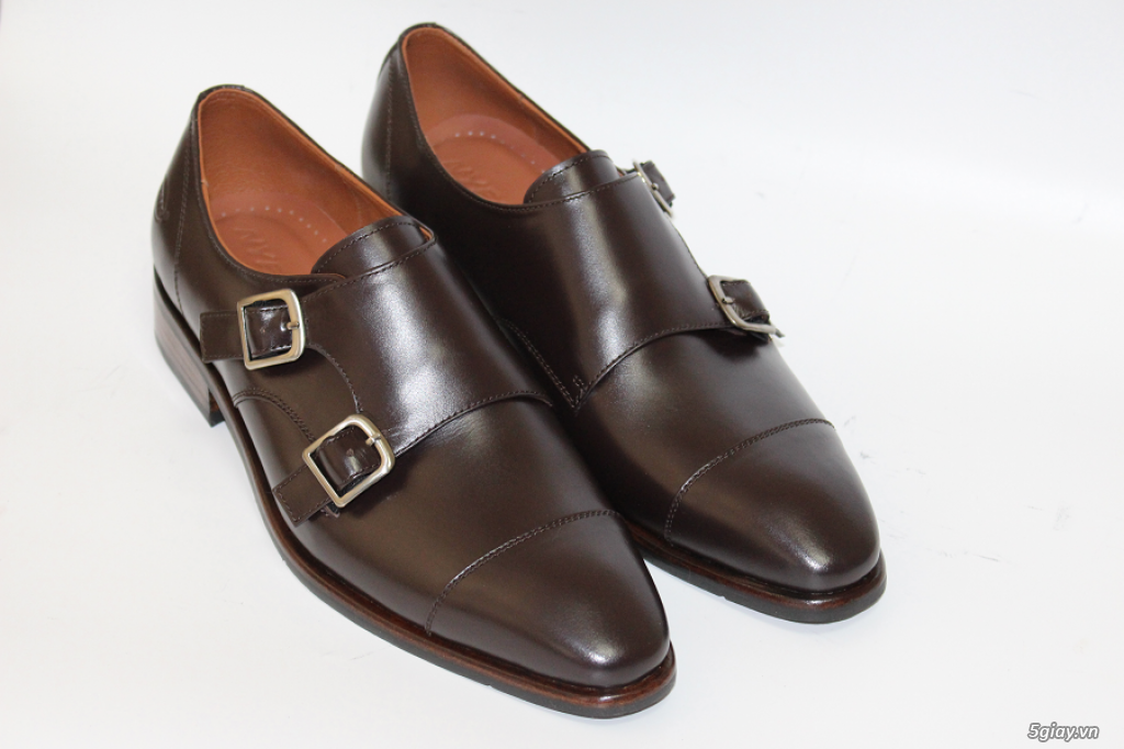 Giày da nam cao cấp thiết kế sang trọng