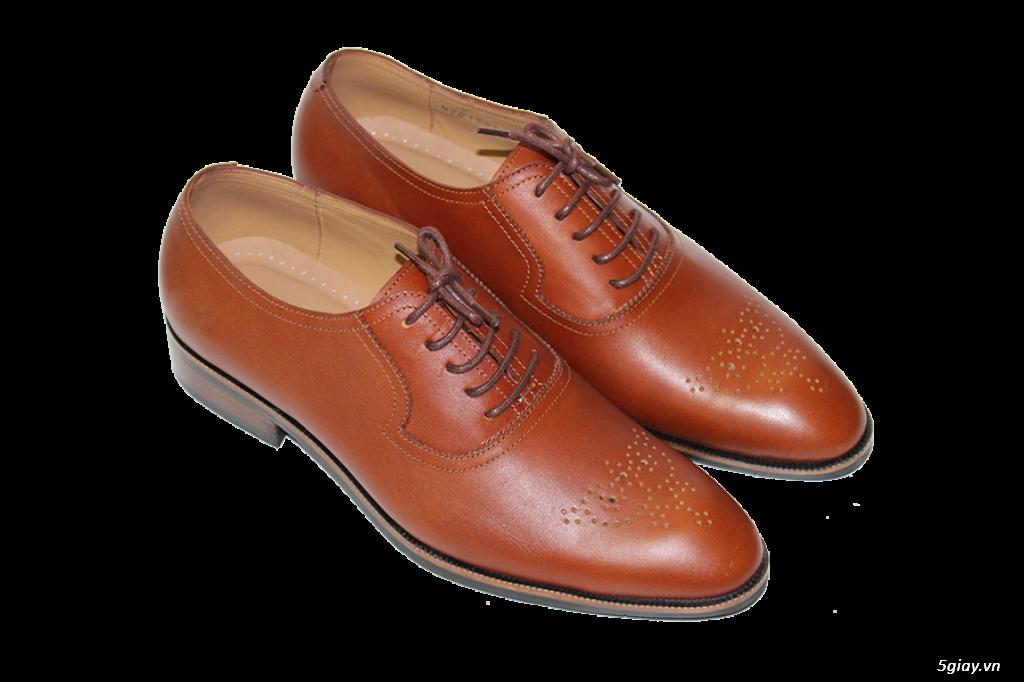 Giày da nam cao cấp thiết kế sang trọng - 15