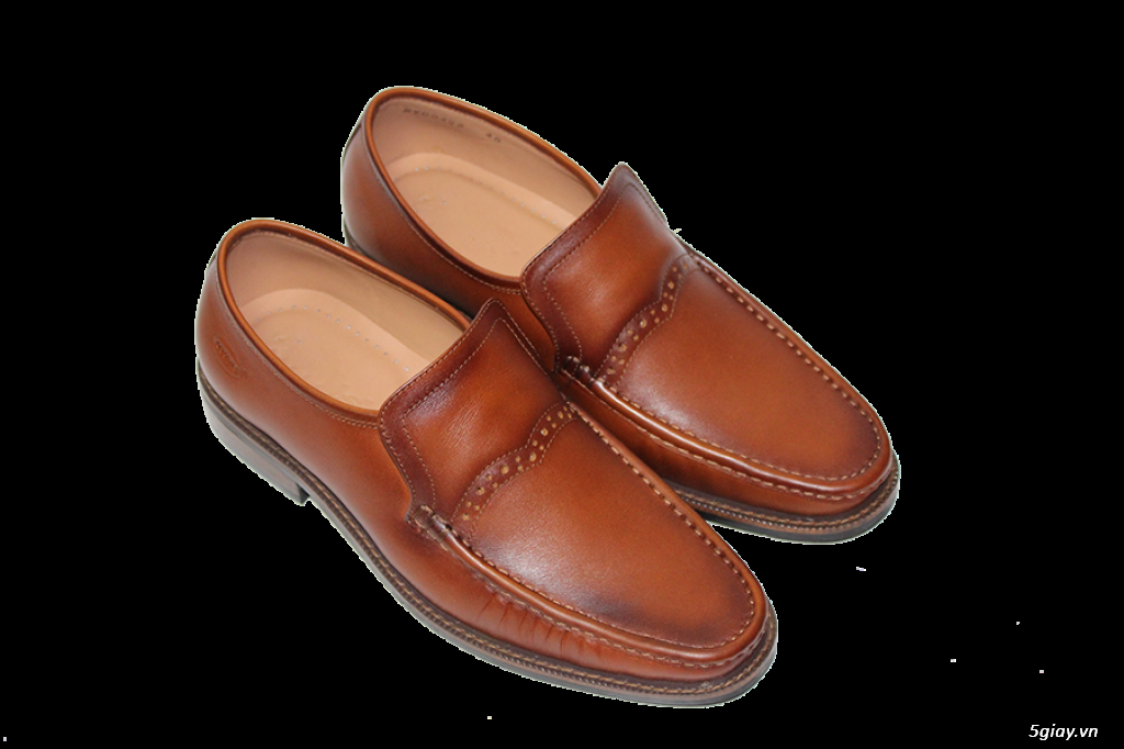 Giày da nam cao cấp thiết kế sang trọng - 7