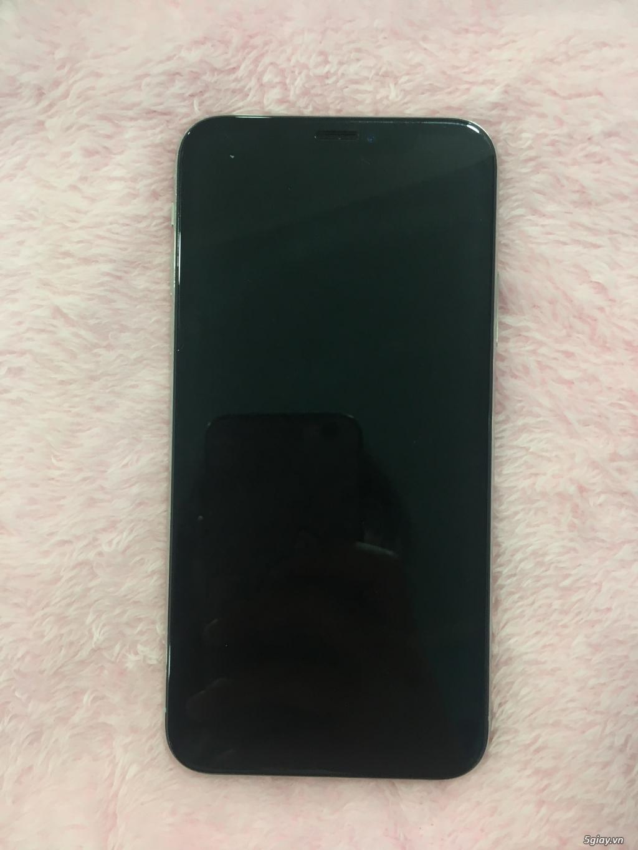 Bán Iphone X màu trắng Silver, 64Gb hàng chính hãng VN - 3