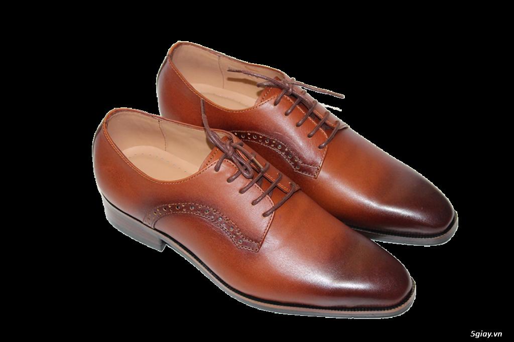 Giày da nam cao cấp thiết kế sang trọng - 12