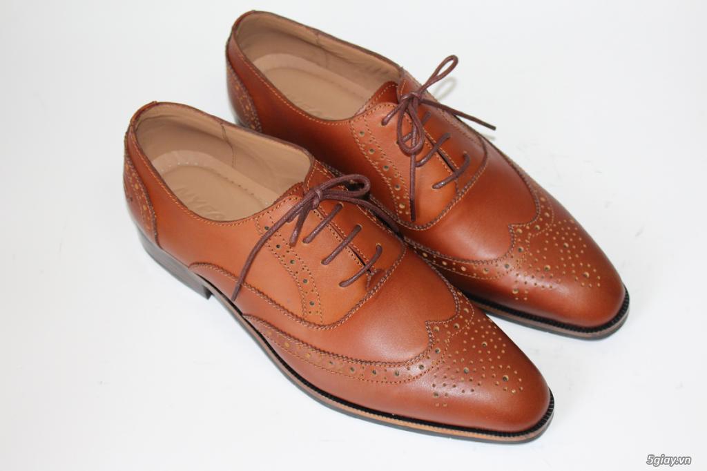 Giày da nam cao cấp thiết kế sang trọng - 10