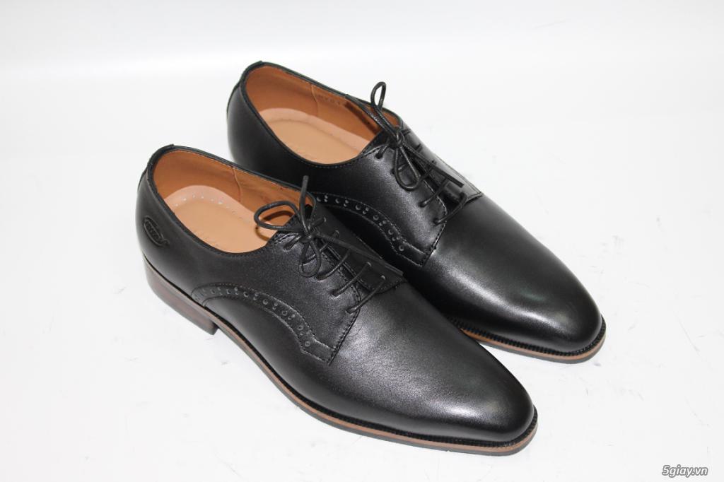 Giày da nam cao cấp thiết kế sang trọng - 13