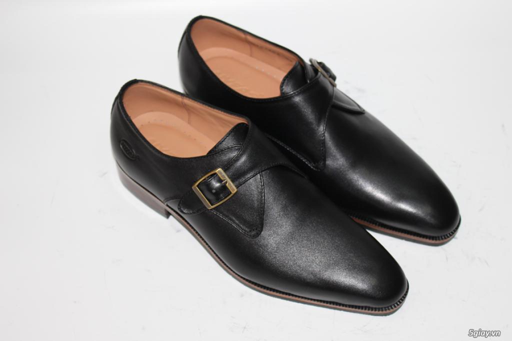 Giày da nam cao cấp thiết kế sang trọng - 14