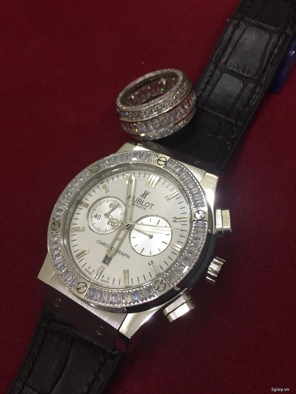 đồng hồ chính hãng xách tay các loại,mới 100%,có bảo hành
