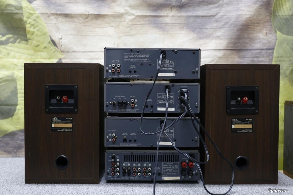 Đầu máy nghe nhạc MINI Nhật đủ các hiệu: Denon, Onkyo, Pioneer, Sony, Sansui, Kenwood - 19