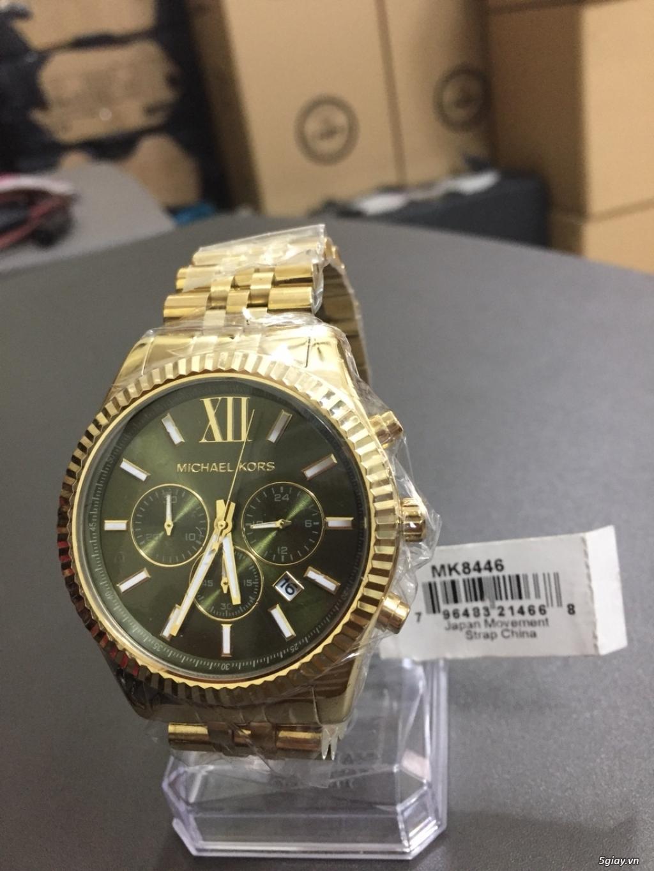 đồng hồ chính hãng xách tay các loại,mới 100%,có bảo hành - 2